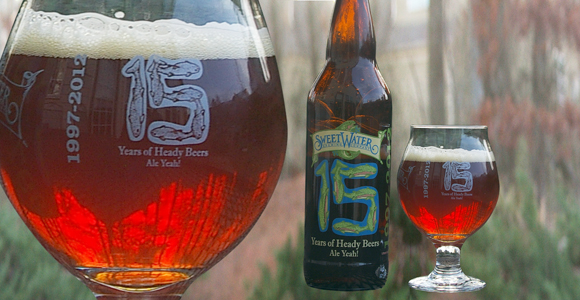 Sweetwater 15 Years of Heady Beers