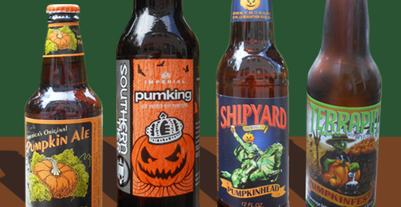 Ales from the Pumpkin Patch