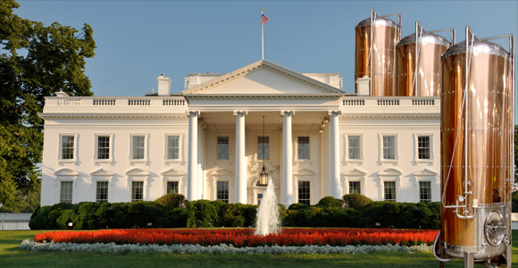 Why the Whitehouse Has It's Own Brewery…