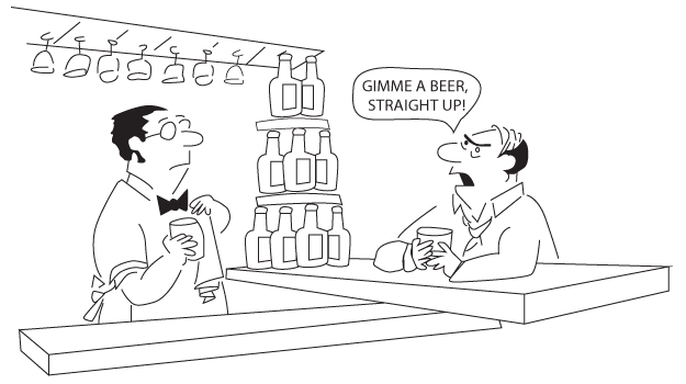 Gimme a Beer!