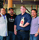 Chocolate Chili Stout Wins Home-brew Competition