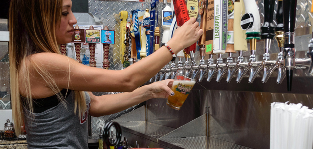Rosati's: A Worthy Craft Beer Destination?