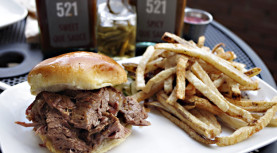 Pick of The Month: Que It Up in North Buckhead