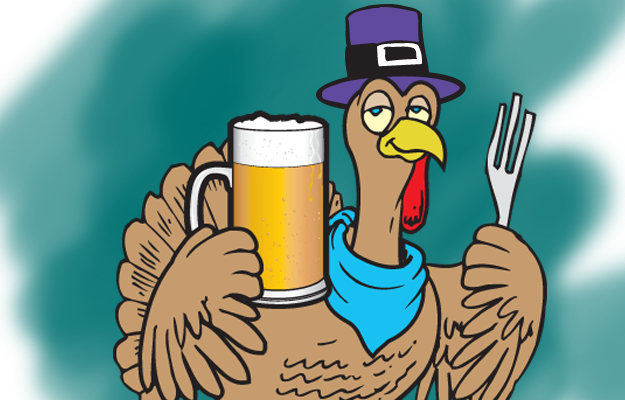 Turkey Day Brews