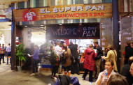 El Super Pan Finally Arrives at Ponce City Market