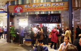 El Super Pan Finally Arrives at Ponce City Market